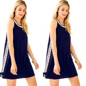 NWT Lilly Pulitzer Stella Shift Dress Size 10